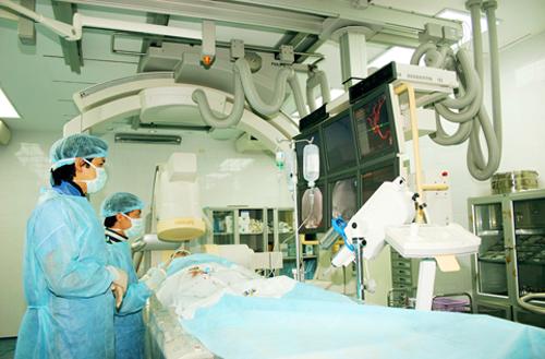 Điều trị ung thư gan